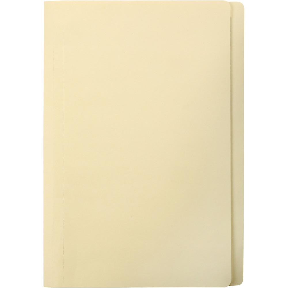 MARBIG MANILLA FOLD F/CAP BUFF BOX 100