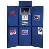 NOBO DISPLAY BOARD Portable 6 Panel