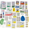 TRAFALGAR FIRST AID KIT National with Place Refill