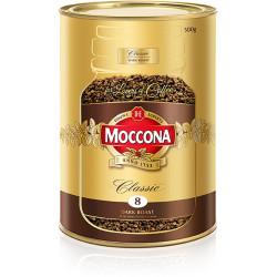 MOCCONA COFFEE CLASSIC DARK 500gm Can