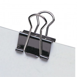 FOLDBACK CLIPS 19mm 87070