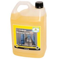 BUSINESS CLEANER Lemon Disinfectant 5 Litre