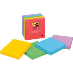 3M 654-5SSAN Post-it Super Sticky 70071208600