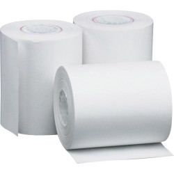 MARBIG REGISTER ROLLS 76mm x 76mm x 11.5mm Thermal Pack of 4