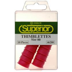 SUPERIOR THIMBLETTES Size 00 PINK