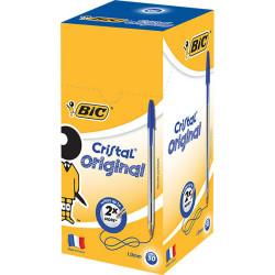 BIC CRISTAL BX50 BLUE 0202