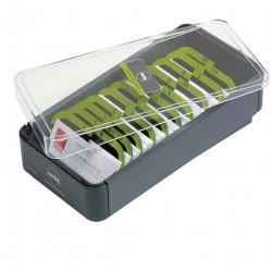 MARBIG BUS CARD FILING BOXES 400 Capacity