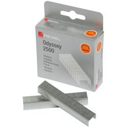 REXEL STAPLES HEAVY DUTY For Odyssey Stapler Box 2500