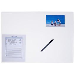 CUMB TRANSPARENT DESK MAT MAT 450x590mm Transparent