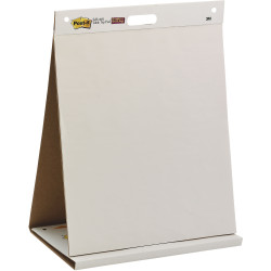 POST IT TABLETOP EASEL PAD 563 WHITE