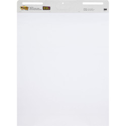 POST IT EASEL PAD 559 White 70016079017