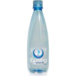 NU-PURE LIGHTLY SPARKLING 500ml Bottle Pack of 15