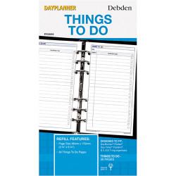 DIA DEB DAYPL REFILL PR2006 REFILLS - 6 RING Things To Do