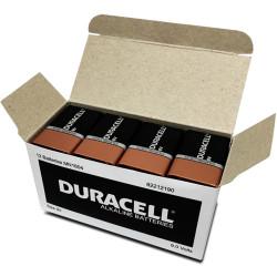 BATTERY DURACELL 9V BULK BULK BOX