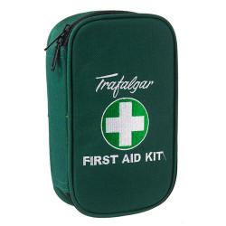 TRAFALGAR VEHICLE F/A KIT Low Risk Kit Soft Case Green