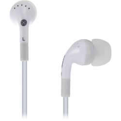 Moki Noise Isolation Earphone ACC HCBW White